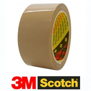 3M Scotch Tape (Brown) 66m