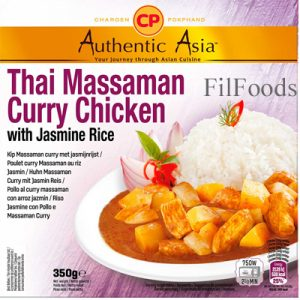 Authentic Asia Thai Massaman C...