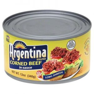 Argentina Corned Beef 340g
