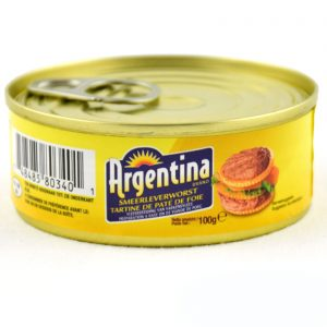 Argentina Liver Spread