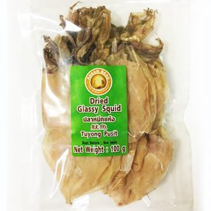 Asean Seas Dried Glassy Squid