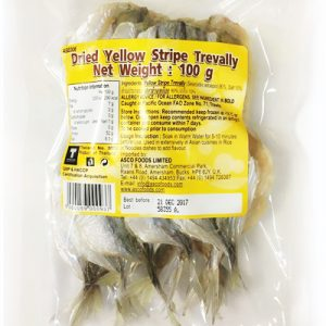 Asean Seas Dried Yellow Stripe...