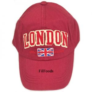 Unisex Burgundy London Union F...