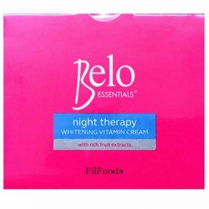 Belo Night Therapy Whitening Cream 50g