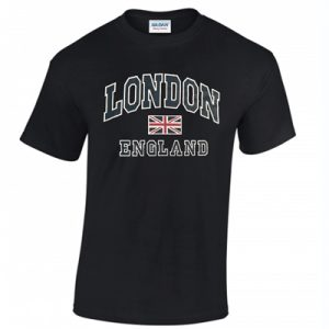 London Tshirts – Extra Large