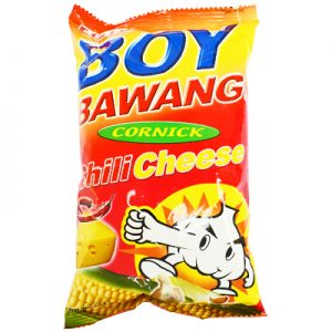 Boy Bawang Chili Cheese 100g
