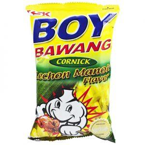 Boy Bawang Lechon Manok