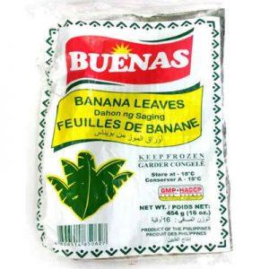 Buenas Dahon ng Saging (Banana Leaves)
