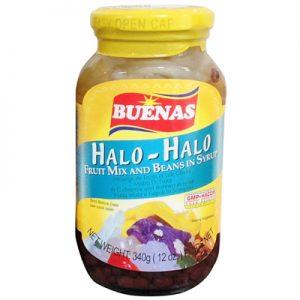 Buenas Fruit Mix & Beans Halo Halo
