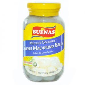 Buenas Macapuno Balls