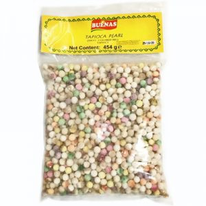 Buenas Coloured Tapioca Pearl (Big)