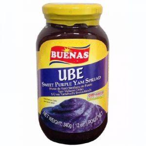 Buenas Purple Yam Jam Spread (...