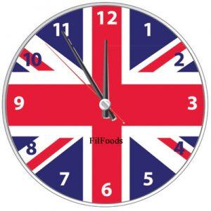 9″ Wall Clock – Un...