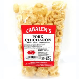 Cabalen's Pork Chicharon 80g