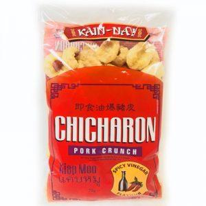 Kain Na! Chicharon / Kiap Moo (Spicy Vinegar)