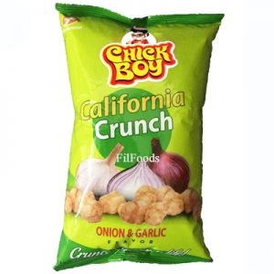 Chick Boy California Crunch Onion & Garlic (G