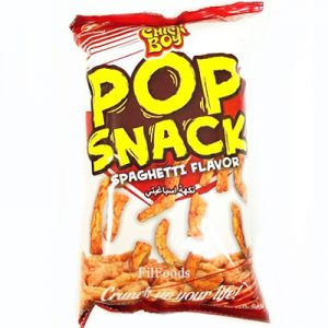 Chick Boy Pop Snack Spaghetti
