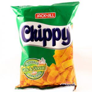 Chippy Garlic & Vinegar (...