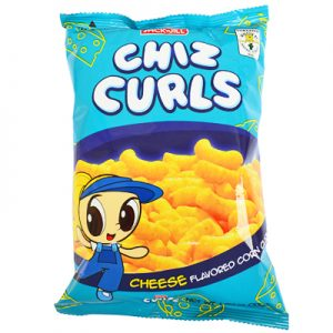 Chiz Curls Cheese