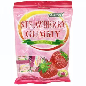 Cocon Gummy Jelly Sweets – Strawberry