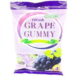Cocon Gummy Jelly Sweets – Grape