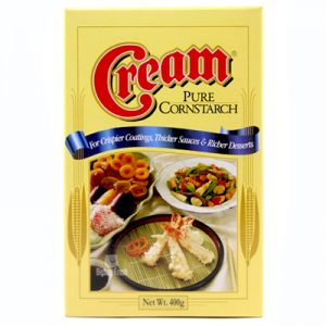 Cream Pure Cornstarch 400g