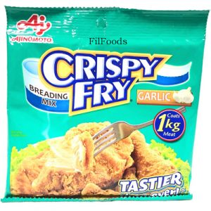 Ajinomoto Crispy Fry Breading Mix Garlic 62g