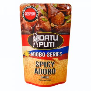 Datu Puti Adobo Sauce – Spicy