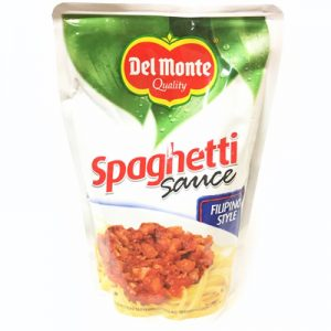 EU Del Monte Spaghetti Sauce Filipino Style 560g