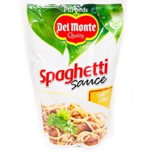 EU Del Monte Spaghetti Sauce Sweet Style 1Kg