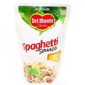 EU Del Monte Spaghetti Sauce S...