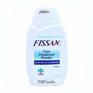 Fissan Foot Deodorant Powder 25g
