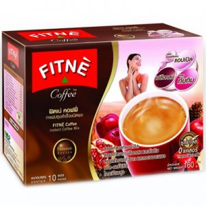 Fitne Instant Coffee Mix with Apple and Pomegranat