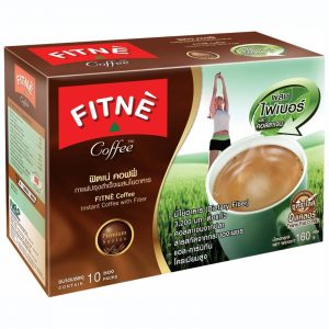 Fitne Instant Coffee Mix with Fibre and Collagen
