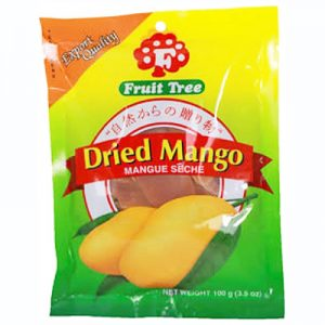 Fruit Tree Dried Mango