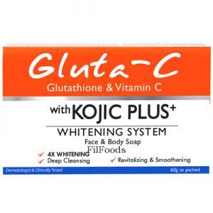 Gluta-C with Kojic Plus   Whit...
