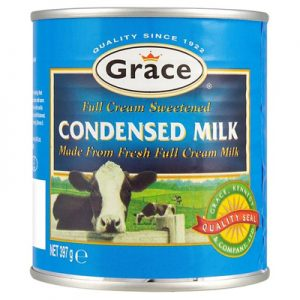 Grace Condensed Milk 397g