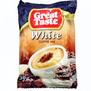 Great Taste White Coffee Mix – Smooth &