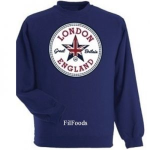 Sweatshirt – London Engl...