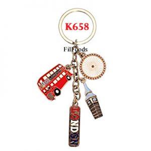 Keyring Chain Charm – Lo...