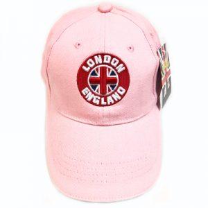 Kids Pink London England Union...