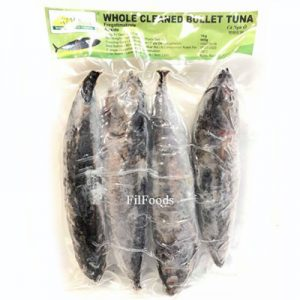 Kimson Whole Cleaned Bullet Tuna / Tulingan 1Kg