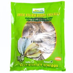 Kimson Yellow Stripe Trevally (Sweet) 200g