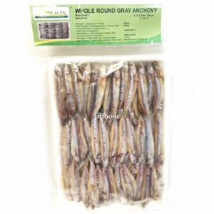 Kimson Whole Round Gray Anchovy 500g