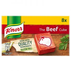 Knorr Cubes – Beef (8 Cubes)