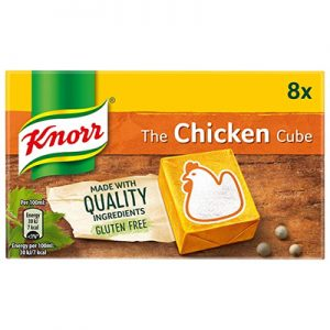 Knorr Cubes – Chicken (8 Cubes)