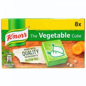 Knorr Cubes – Vegetable ...