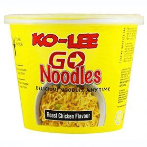 Ko-Lee Go Cup Noodles Roast Chicken Flavour 65g