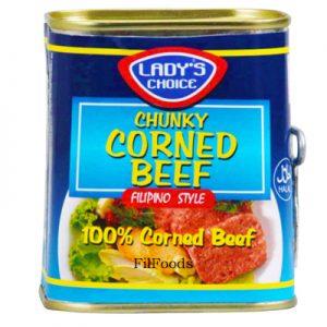 Lady's Choice Chunky Corned Beef – Fil