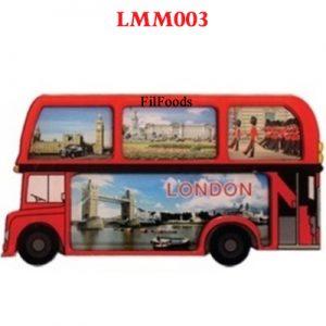 Bus Magnet – London Attr...